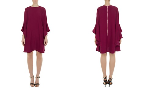 Ted Baker Ashleyy Bell-Sleeve Dress - Bloomingdale's_2