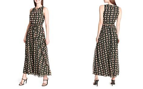 Calvin Klein Geometric-Print Belted Maxi Dress - Bloomingdale's_2