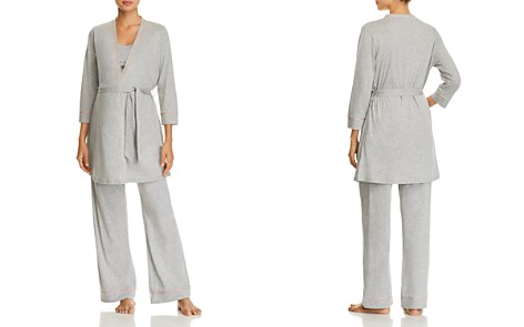 Cosabella Bella Maternity 3-Piece Pajama Set - Bloomingdale's_2