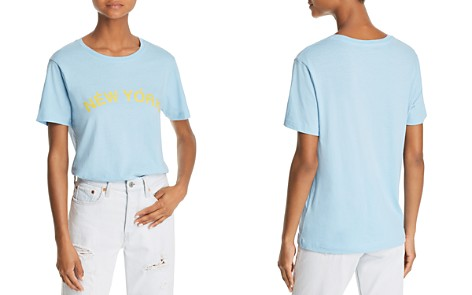 Rebecca Minkoff Néw Yórk Delaney Graphic Tee - Bloomingdale's_2