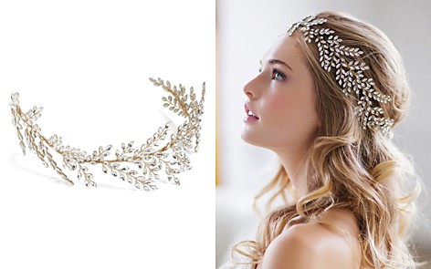 Brides and Hairpins Kira Halo Headpiece - Bloomingdale's_2