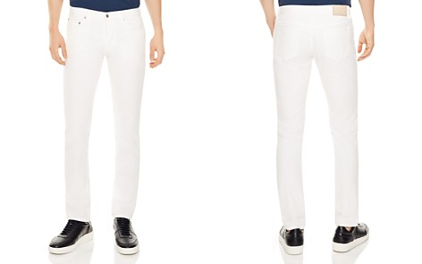 Sandro Pixies Slim Fit Jeans in White - Bloomingdale's_2