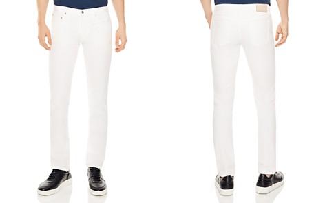 Sandro Pixies Slim Fit Jeans in White - Bloomingdale's_2