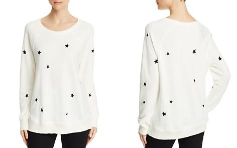 n PHILANTHROPY Montreal Star Embroidered Sweatshirt - Bloomingdale's_2