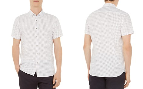Ted Baker Shorpol Polynosic Regular Fit Button-Down Shirt - Bloomingdale's_2