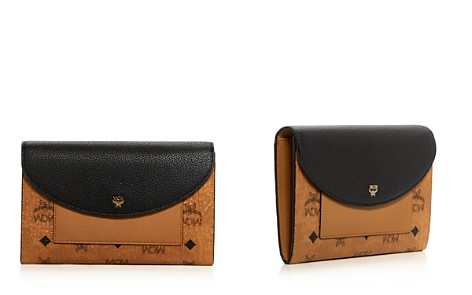 MCM Visetos Large Continental Wallet - Bloomingdale's_2