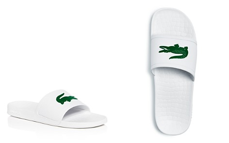 Lacoste Men's Logo Slide Sandals - Bloomingdale's_2