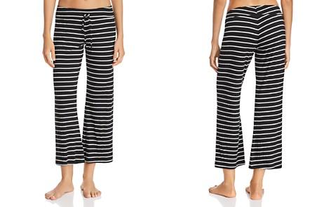 Eberjey Lounge Stripes Wide Leg Pants - Bloomingdale's_2