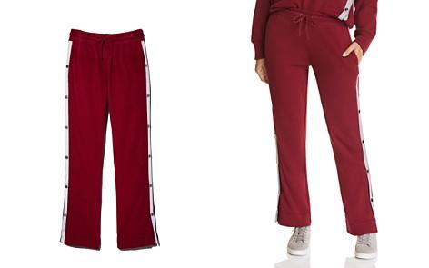 Splendid Side-Snap Sweatpants - 100% Exclusive - Bloomingdale's_2