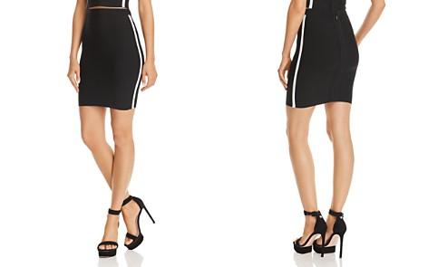 On Twelfth Side-Stripe Skirt - Bloomingdale's_2