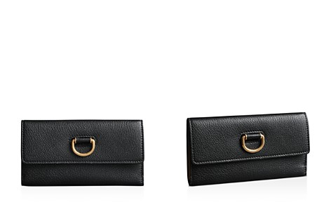 Burberry D-Ring Leather Continental Wallet - Bloomingdale's_2