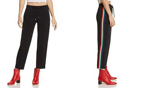 Sunset + Spring Rainbow-Stripe Track Pants - 100% Exclusive - Bloomingdale's_2