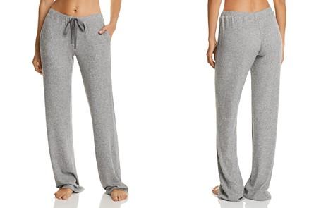 Natori Ulla Sweater Knit Pants - Bloomingdale's_2