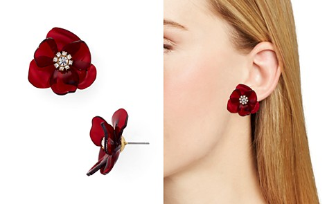 kate spade new york Flower Stud Earrings - Bloomingdale's_2