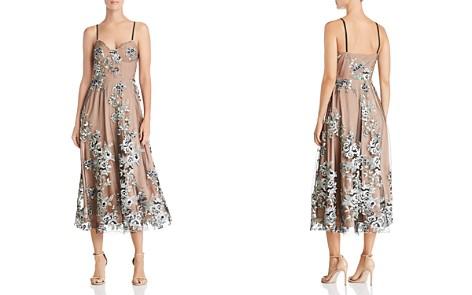 SAU LEE Gabriella Embroidered Dress - Bloomingdale's_2