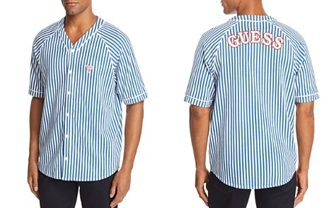 GUESS David Baseball Jersey - Bloomingdale's_2