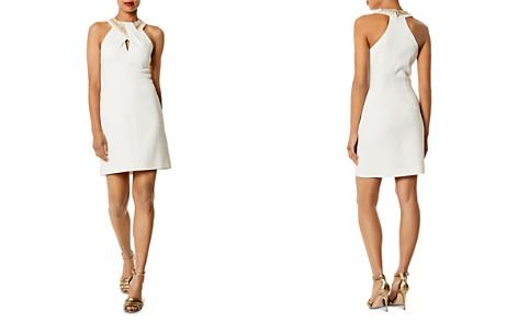 KAREN MILLEN Embellished Mini Dress - Bloomingdale's_2