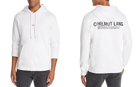 Helmut Lang Taxi Graphic Hooded Sweatshirt - Bloomingdale's_2