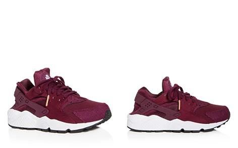 Nike Women's Air Huarache Run SE Lace Up Sneakers - Bloomingdale's_2