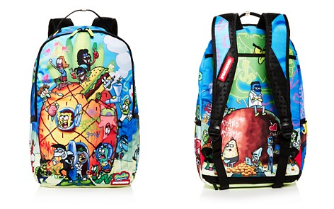 Sprayground Spongebob Pineapple Party Backpack - Bloomingdale's_2