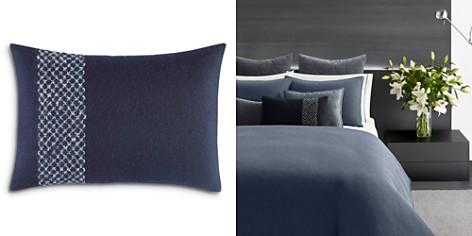 "Vera Wang Mohair Geo Decorative Pillow, 15"" x 22"" - Bloomingdale's_2"