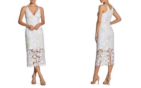 Dress the Population Aurora Lace Midi Dress - Bloomingdale's_2