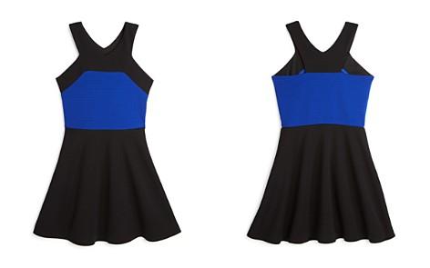 Sally Miller Girls' Textured Color-Block Dress - Big Kid - Bloomingdale's_2