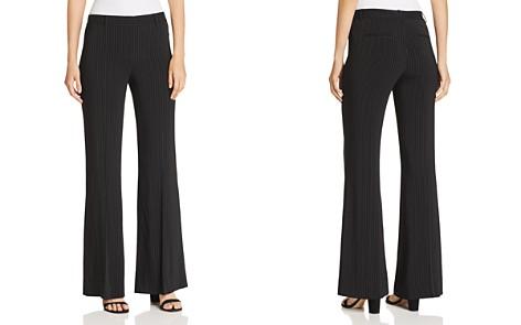 Kobi Halperin Courtnie Pinstriped Flare Pants - Bloomingdale's_2