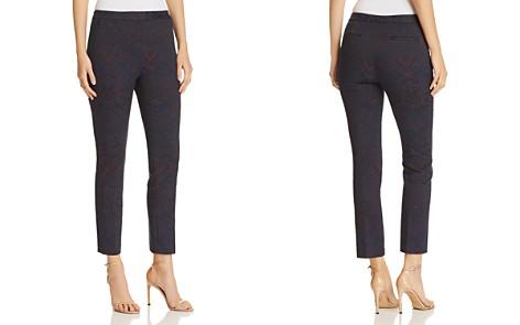 Kobi Halperin Alexandra Brocade Skinny Ankle Pants - Bloomingdale's_2