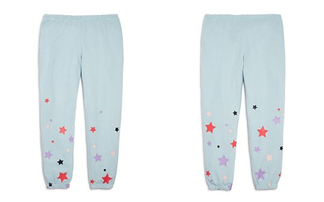 CHASER Girls' Starry Knit Jogger Pants - Little Kid, Big Kid - Bloomingdale's_2