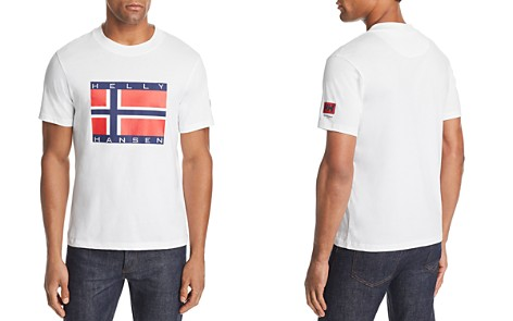 Sandro Helly Hansen Tee - 100% Exclusive - Bloomingdale's_2