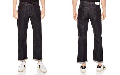 Sandro Regular Slim Fit Jeans in Raw-Denim - Bloomingdale's_2