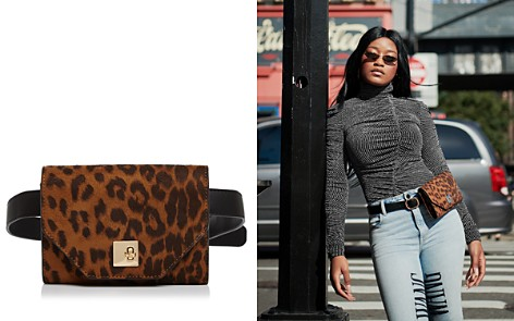 AQUA Medium Leopard-Print Belt Bag - 100% Exclusive - Bloomingdale's_2