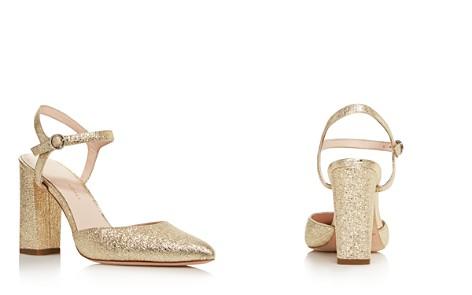 Loeffler Randall Women's Leily Pointed Toe Metallic Leather High-Heel Pumps - Bloomingdale's_2