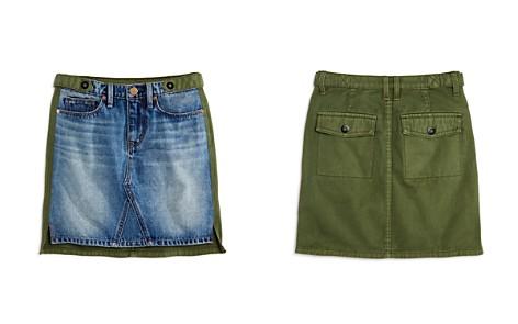 Habitual Girls' Cassia Mixed-Fabric Skirt - Little Kid, Big Kid - Bloomingdale's_2