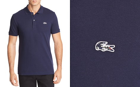 Lacoste Camouflage Crocodile Logo Polo Shirt - 100% Exclusive - Bloomingdale's_2