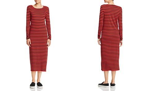 Current/Elliott The Breton Striped Midi T-Shirt Dress - Bloomingdale's_2