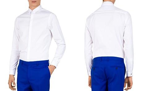The Kooples Paper Popeline Slim Fit Sport Shirt - Bloomingdale's_2