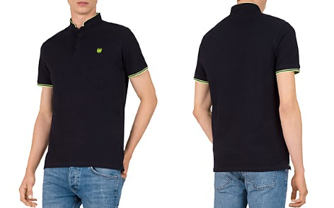 The Kooples New Shiny Pique Classic Fit Polo - Bloomingdale's_2