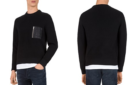 The Kooples Zip-Pocket Sweater - Bloomingdale's_2