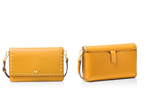 MICHAEL Michael Kors Phone Small Leather Crossbody - Bloomingdale's_2