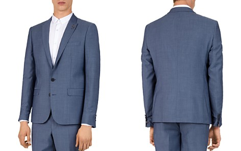 The Kooples Sweet Fog Slim Fit Wool Blazer - Bloomingdale's_2