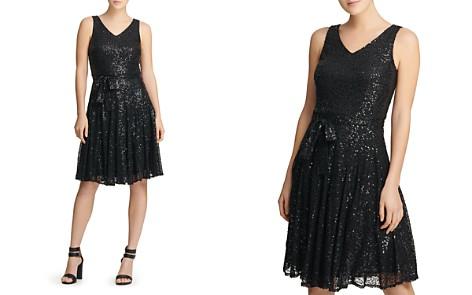 Donna Karan New York Sequin Embellished Dress - Bloomingdale's_2