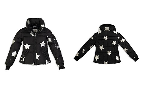 SAM. Girls' Freestyle Star-Print Down Jacket - Little Kid - Bloomingdale's_2