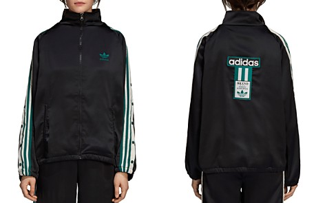 adidas Originals Adibreak Satin Track Jacket - Bloomingdale's_2
