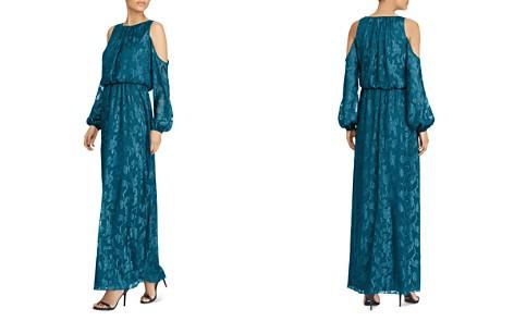Lauren Ralph Lauren Cold-Shoulder Gown - Bloomingdale's_2
