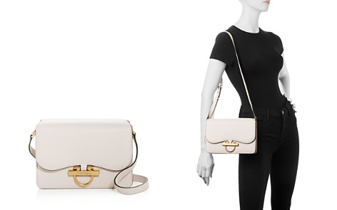 Salvatore Ferragamo Joanne Leather Shoulder Bag - Bloomingdale's_2