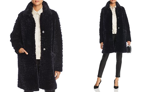 Maximilian Furs Lamb Shearling Coat - 100% Exclusive - Bloomingdale's_2