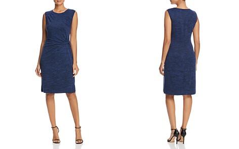 NIC+ZOE Space-Dye Twist Waist Dress - Bloomingdale's_2