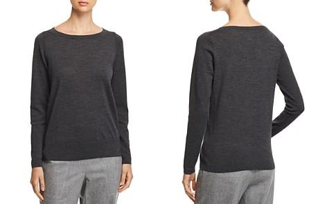 Lafayette 148 New York Wool Sweater - Bloomingdale's_2